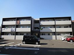 愛媛県松山市和泉南3丁目の賃貸マンションの外観