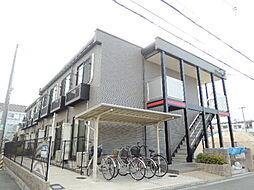 大阪府大阪市平野区瓜破7丁目の賃貸アパートの外観