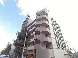ベルベデール甲南[6階]の外観