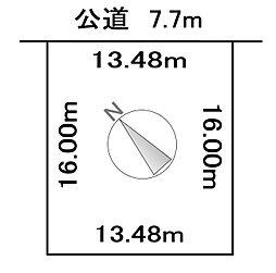 函館本線 函館駅 バス40分 北中学校通停下車 徒歩10分