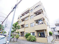 ユーハイム柴又[4階]の外観