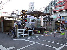 下北沢駅まで650m