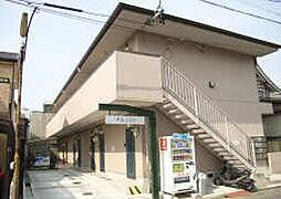 清光ハイツOSHIKIRI[1階]の外観