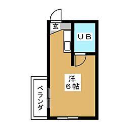 シティライフ八事II[3階]の間取り