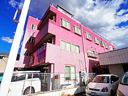 レジデンス富士見[2階]の外観