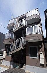 新築 シックス新宿(賃料下がりました)[201号室号室]の外観