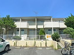[テラスハウス] 千葉県松戸市新松戸5丁目 の賃貸【/】の外観