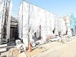 東村山市久米川町2丁目 3号棟 新築一戸建て