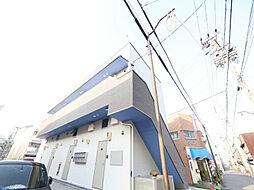 愛知県名古屋市中川区福住町の賃貸アパートの外観