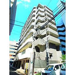 プレジール船橋本町[8階]の外観