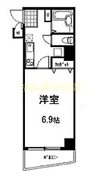ウィルドゥ横浜南[2階]の間取り
