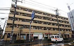 東京都中野区東中野4丁目の賃貸マンションの外観