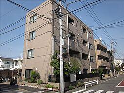 東京都大田区東矢口6丁目の賃貸マンションの外観