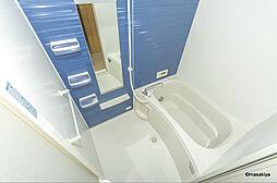 コンフォートのお風呂 追い焚き・浴室乾燥機付きです。