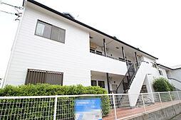 愛知県名古屋市緑区池上台3丁目の賃貸アパートの外観