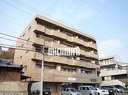 愛知県名古屋市名東区神丘町2の賃貸マンションの外観