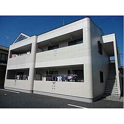 岐阜県各務原市那加甥田町の賃貸アパートの外観