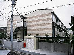 神奈川県横浜市金沢区乙舳町の賃貸アパートの外観