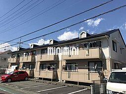 静岡県静岡市駿河区下川原4の賃貸アパートの外観