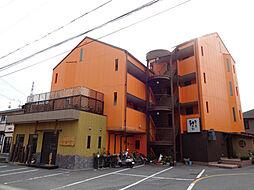 兵庫県三木市大村の賃貸マンションの外観