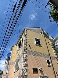 神奈川県横浜市金沢区釜利谷東3丁目の賃貸アパートの外観