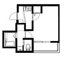 仮)矢口1丁目アパート[302kk号室]の間取り