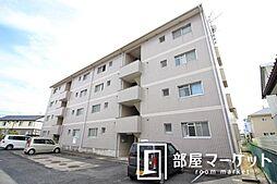 愛知県豊田市金谷町5丁目の賃貸アパートの外観