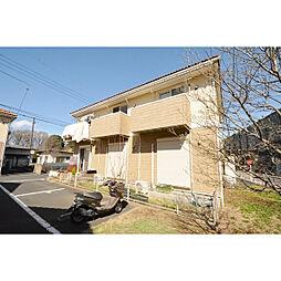 埼玉県ふじみ野市大井武蔵野の賃貸アパートの外観