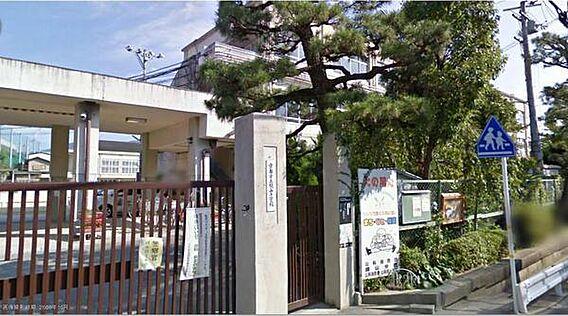 京都市立鏡山小...