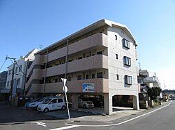 リバーサイド吉田[407号室]の外観