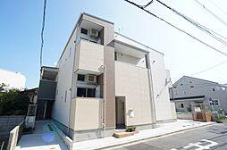 仮称)井尻4丁目新築アパートA[1階]の外観