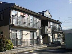 長野県須坂市大字小河原の賃貸アパートの外観