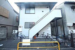 大阪府大阪市北区国分寺1の賃貸アパートの外観