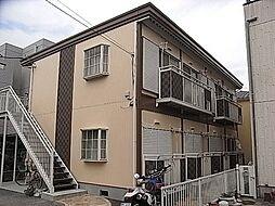 KYハイツ[1階]の外観