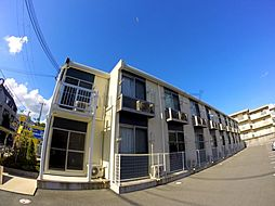 兵庫県伊丹市中野西3丁目の賃貸アパートの外観