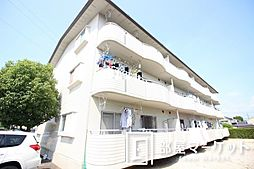愛知県豊田市青木町2丁目の賃貸マンションの外観