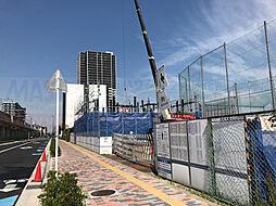 (仮称)東大阪市シャーメゾン岩田町1丁目[303号室]の外観