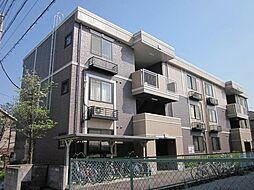 埼玉県春日部市中央2丁目の賃貸マンションの外観