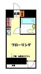 ノアール[3階]の間取り