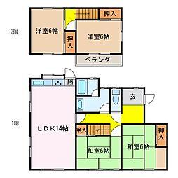 高茶屋駅 6.0万円