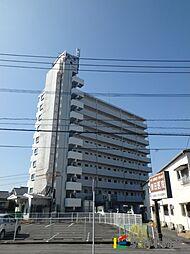 豊国スカイマンション久留米南[203号室]の外観