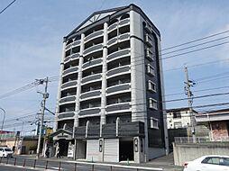 福岡県北九州市八幡西区大浦2の賃貸マンションの外観