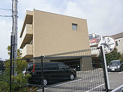 大阪府高槻市辻子2丁目の賃貸マンションの外観