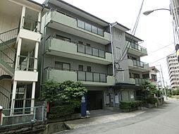 チサトマンション[2階]の外観