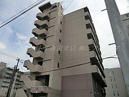 北海道札幌市東区北二十四条東15丁目の賃貸マンションの外観
