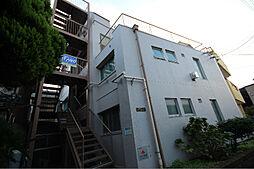 愛知県名古屋市中村区高須賀町の賃貸マンションの外観