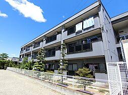 リバーサイド鈴木[2階]の外観