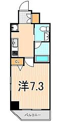 レオーネ三ノ輪[8階]の間取り