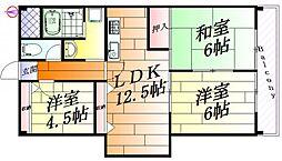 スペースビュー[2階]の間取り