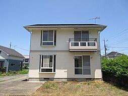 埼玉県大里郡寄居町大字鉢形の賃貸アパートの外観